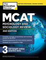 MCAT Psychology and Sociology Review 2nd Edition