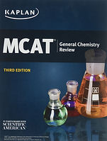MCAT General Chemistry Review Third Edition
