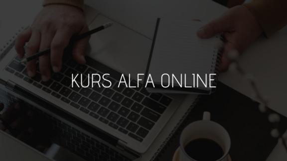KURS ALFA ONLINE