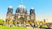 Berliner Dom Sommer