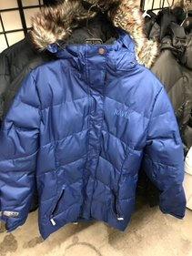 Woman parka winter jacket