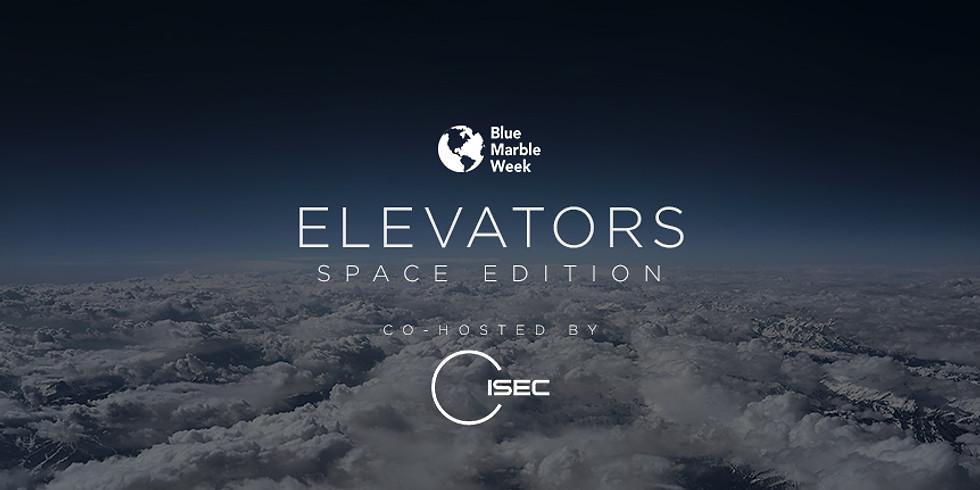 Blue Marble Week - Elevators: Space Edition
