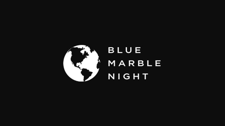 Blue Marble Night