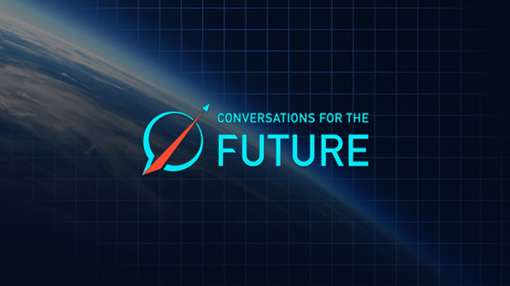 Conversations For The Future: SPACE MONEY