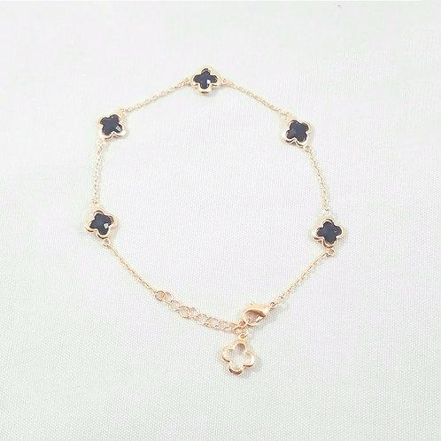 5 Clover Bracelet Rosegold