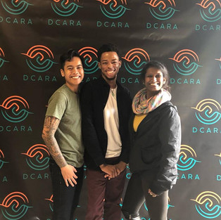 DCARA's Black Deaf Expo
