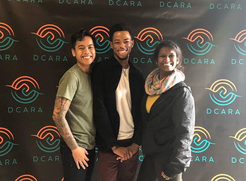 DCARA's Black Deaf Expo