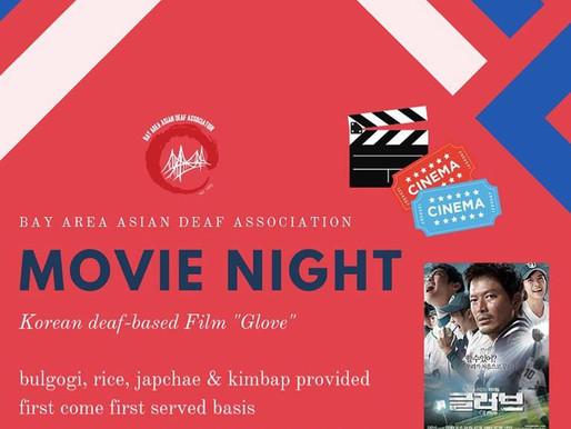Korean Event: GLOVE