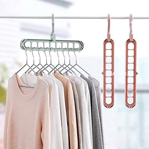 Multi Functional Clothes Hanger Holder