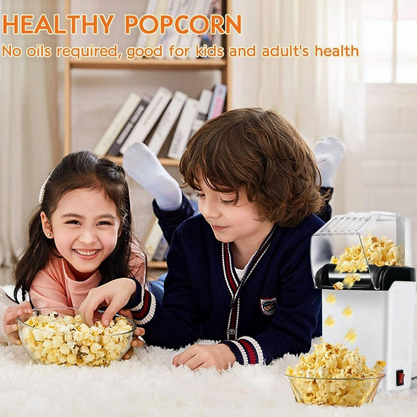 Mini Electric Popcorn Machine