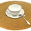 Thumbnail: Round Placemat for Dining Table
