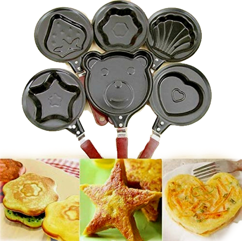 Cartoon Shape Mini Non-Stick  Frying Pan