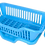 Thumbnail: 3 in 1 Kitchen Sink Dish Drainer Drying Rack