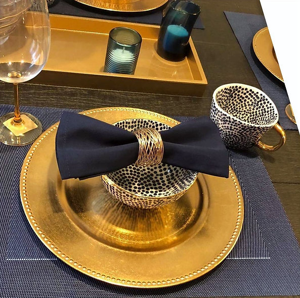 Dining Table Decoration Handmade Napkin Ring