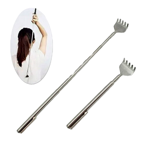 Stainless Steel Extendable  Back Scratcher