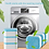 Thumbnail: Washing Machine Cleaning Tablet Pack of 10 Pcs