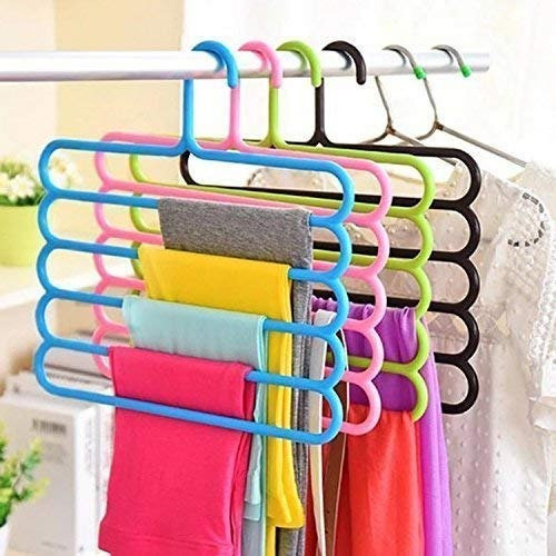 5 layer Hanger Pack of 1