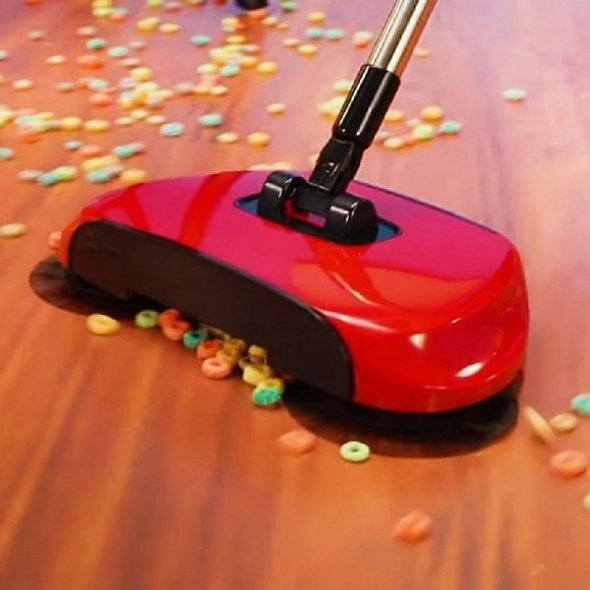 Hand Push Floor sweeping machine