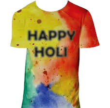 Holi Special T-Shirts