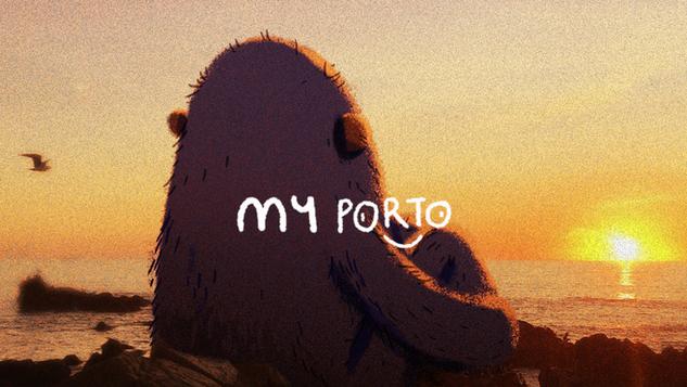 THE YETI IN PORTO