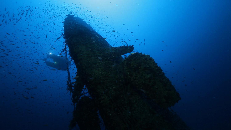 U455, le sous marin disparu