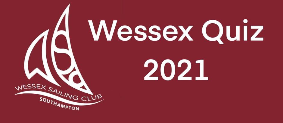 Wessex Quiz 2021