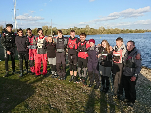 Wessex take impressive 1,2 at Reading 2017