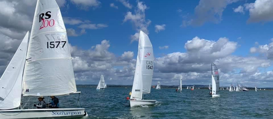RS200 Youth Championships