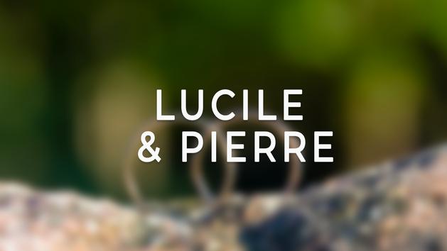 Lucile & Pierre
