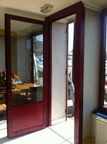 Porte-vitree