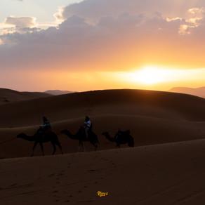 DE MARRAKECH AU SAHARA