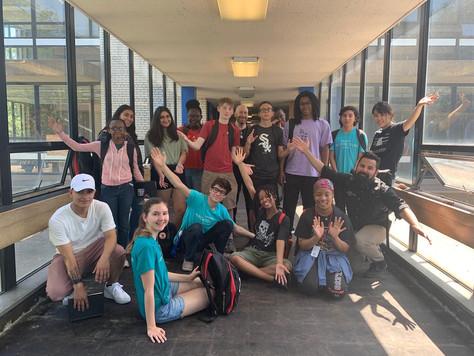 CAC Neighborhood Teen Ambassador Site Visit
