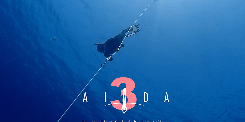 AIDA 3 FREEDIVING COURSE - Sharm el Sheikh