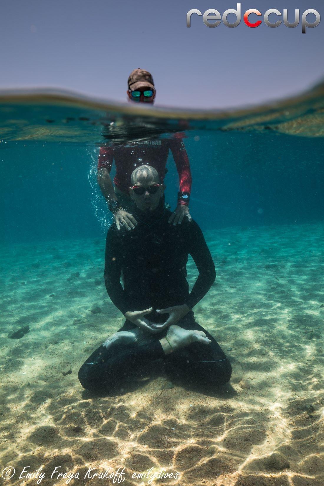 zazen-underwater