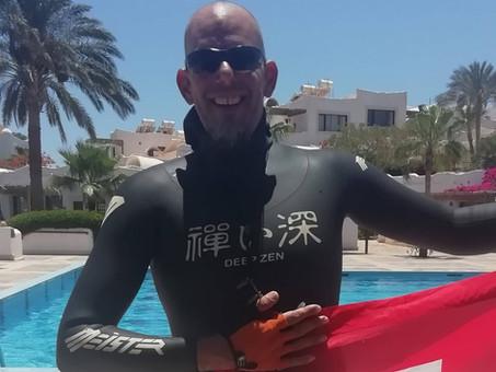 "Freediving World Competition Debrief - Loïc ""Kosho"" Vuillemin"