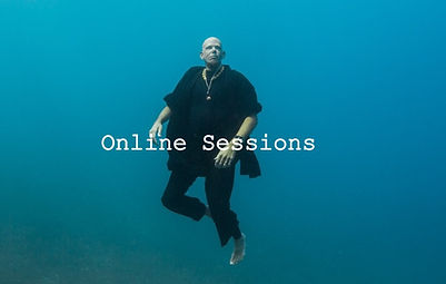 Zen Monk Kosho based in Sharm el Sheikh proposes online sessions for meditation and freediving