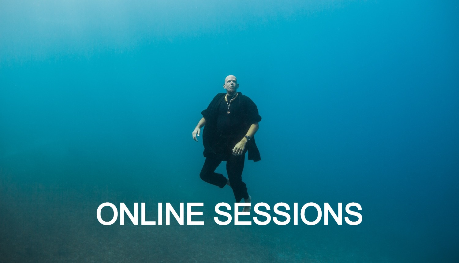 online sessions with the zen monk Kosho Loic Vuillemin
