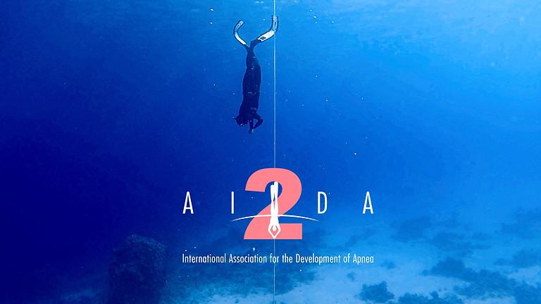 FREEDIVING COURSE - AIDA 2 in Sharm el Sheikh