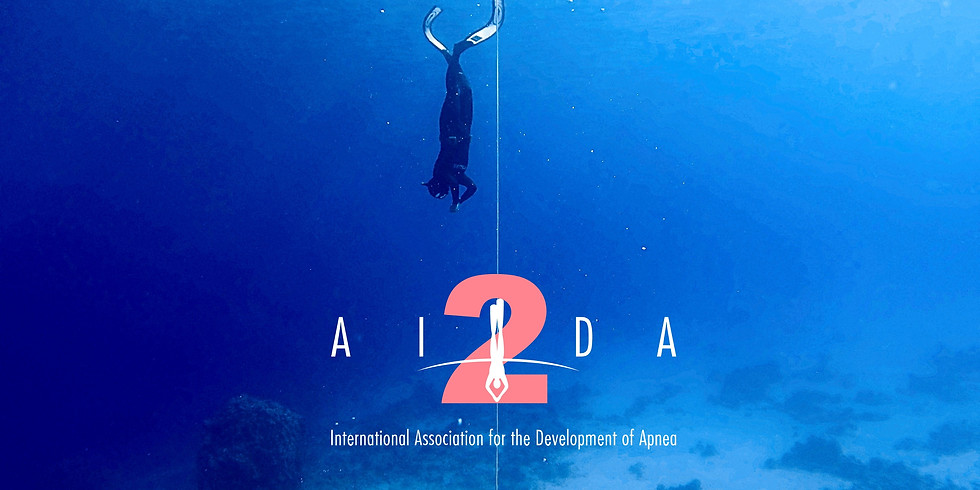 AIDA 2 FREEDIVING COURSE - Sharm el Sheikh