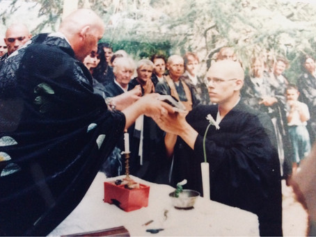 Who is the monk Kosho? (may 2019)