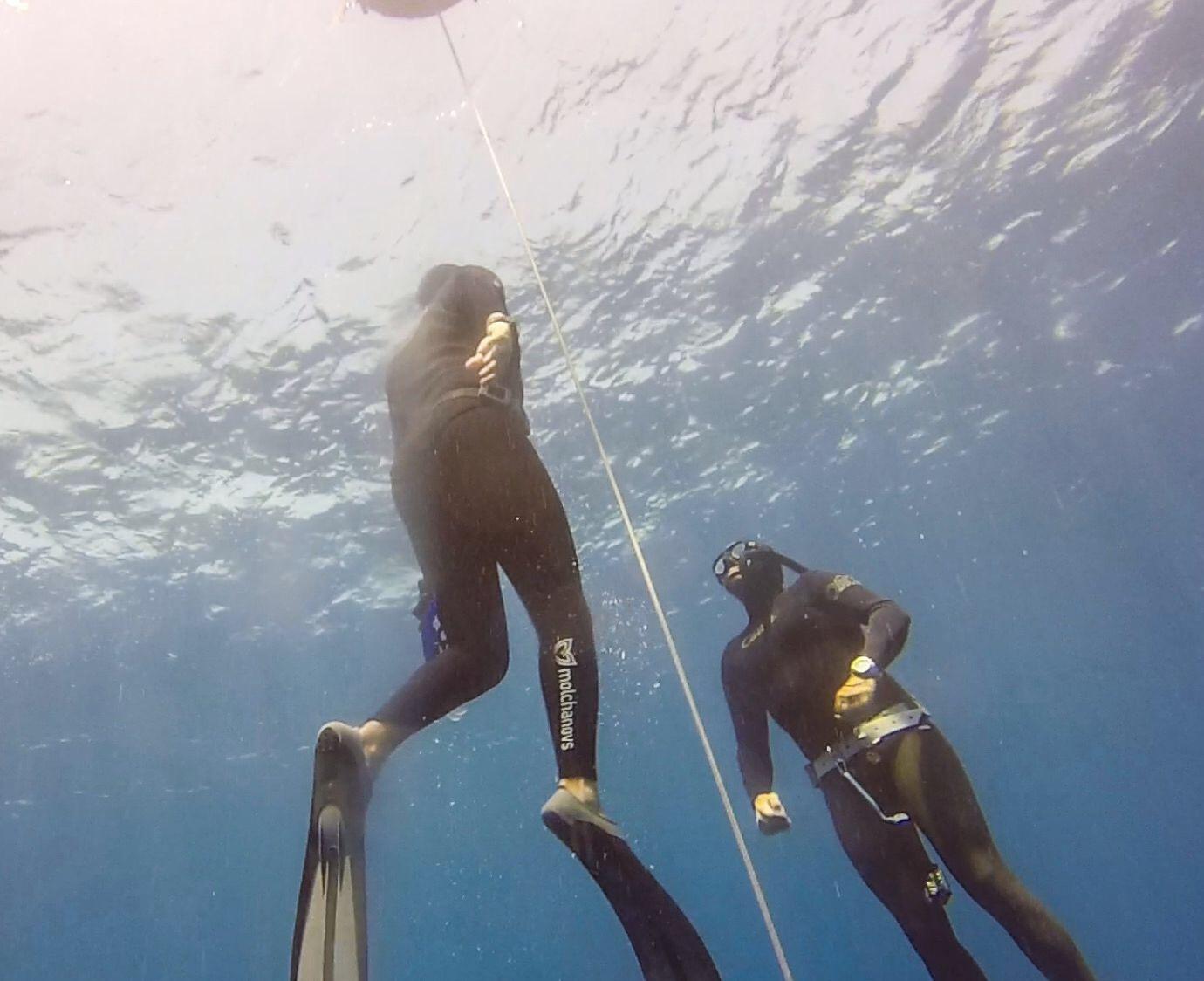 Deep Zen Freediving courses