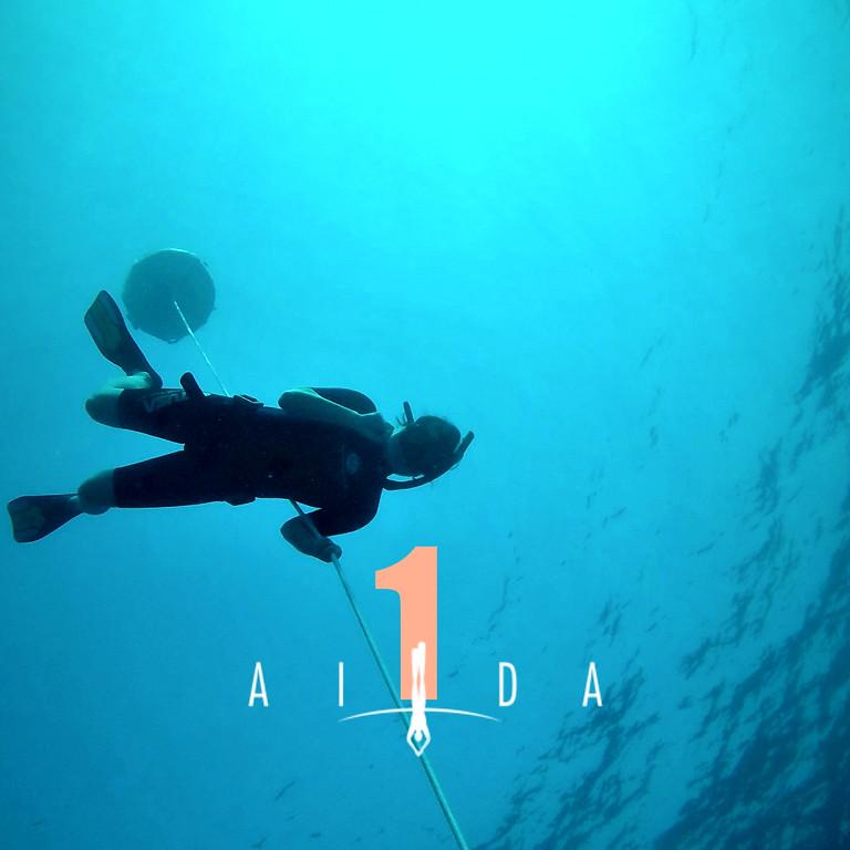 FREEDIVING COURSE - AIDA 1 in Sharm el Sheikh