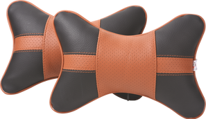 Neck-rest Pillows - Perforated ( Dual Color )