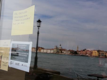 Venise, le 9 mars 2020