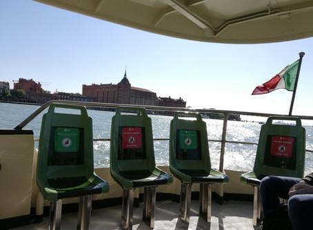 Venise, le 17 mai 2020