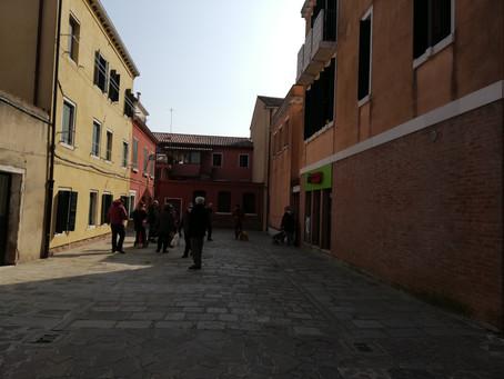 Venise, le 11 mars 2020