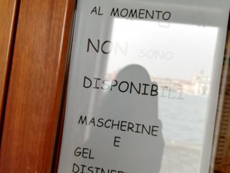 Venise, le 8 mars 2020