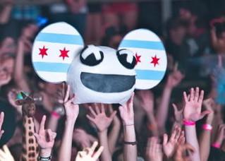 Deadmau5 Live @ The Congress Theater, Chicago 10/22/10