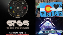 SOUND TRIBE SECTOR 9 KICKS OFF THE SUMMER AT RED ROCKS