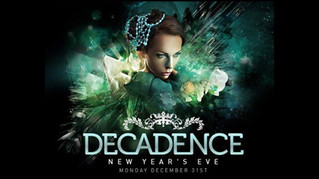 Decadence New Years Eve